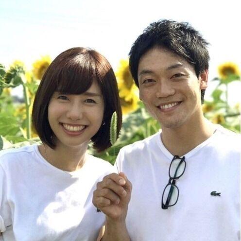 おばたのお兄さん、山崎アナとの幸せ2ショット公開 祝福の声続々