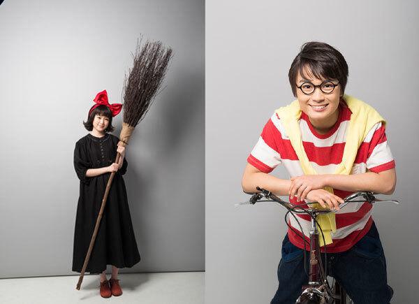 福本莉子&大西流星で、『魔女の宅急便』再演 「新しいキキとトンボ」に