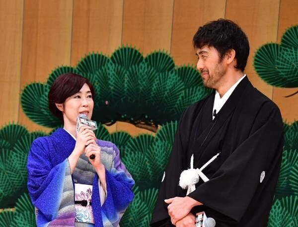 阿部寛、大女優のもてなし方を明かすも「これ以上言えません!」