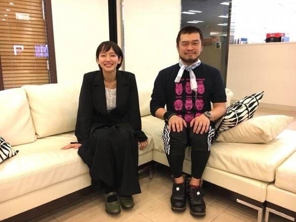 吉岡里帆のラジオ番組に竹原ピストルが初登場、意外な素顔に迫る