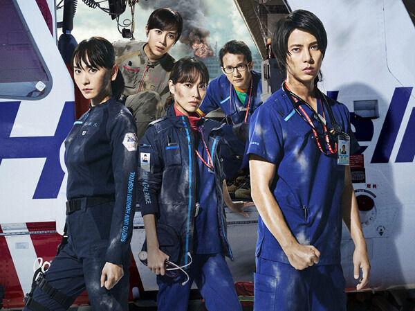 劇場版『コード・ブルー』、新田真剣佑らゲスト! 藍沢に別れの予感も?