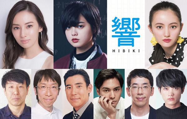 欅坂46・平手友梨奈、映画初主演 『響』15歳の天才女子高生小説家役