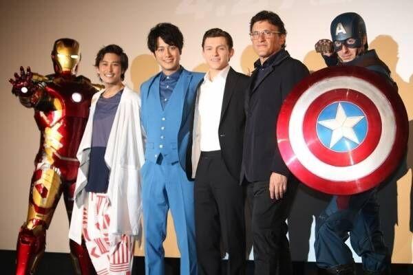 「『アベンジャーズ4』は日本をかなりフィーチャー」ルッソ監督が明言