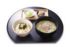 おだし東京、初夏限定の「そら豆と鶏つくねの胡麻おだし」を発売