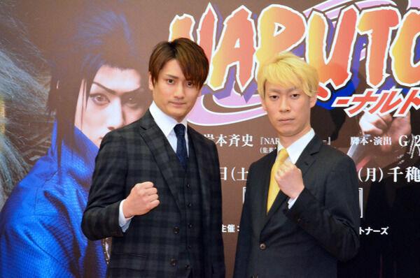 歌舞伎版『NARUTO』は「原作に忠実」 巳之助&隼人に原作者も太鼓判