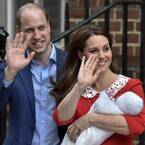 ウィリアム王子&キャサリン妃の第3子の名前が決定