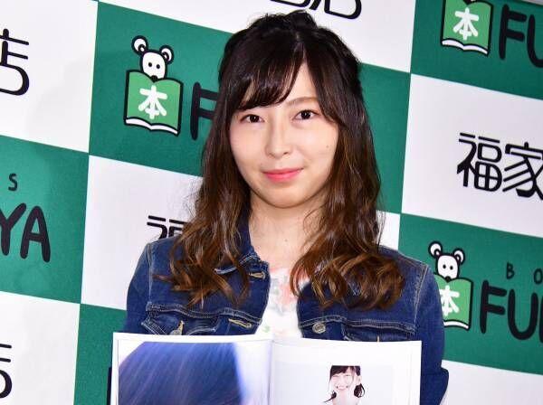 元SKE48大矢真那、松井珠理奈からダメ出しも初写真集は「セクシーだと思う」