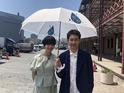 『恋雨』×横浜市が傘シェアプロジェクト実施! 小松菜奈も「参加したい」