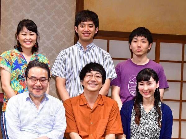 麻生久美子、岩松了の脚本や演出に「しびれています」