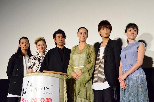 永瀬正敏は心、岩田剛典は目…監督無茶振りで「女性のポイント」告白