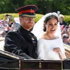ヘンリー王子とメーガン・マークルが結婚! サセックス公爵夫妻に