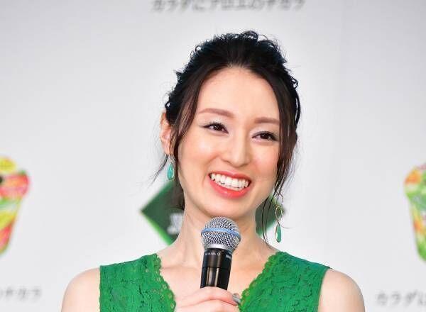 栗山千明、13年前のCM披露に「恥ずかしいですね。だいぶ若い」と赤面