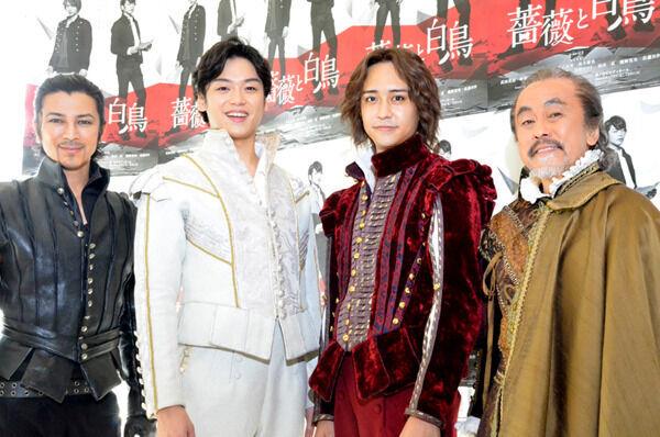 八乙女光、初日前大量ダメ出しに食いつく! 髙木雄也とW主演舞台開幕