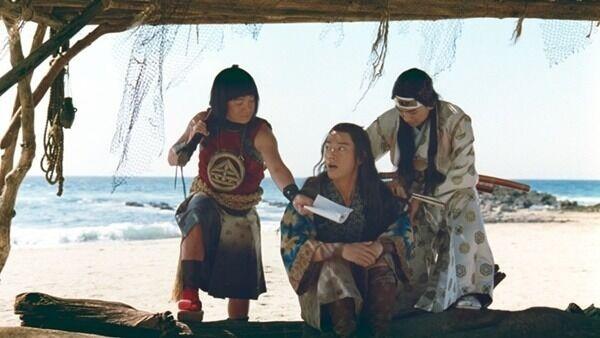 浦島太郎の家の惨状を知った桃太郎&金太郎「つくろう!」