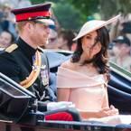 ヘンリー王子とメーガン妃夫妻、初の海外公式訪問へ