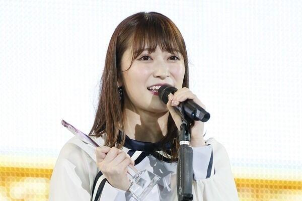 吉田朱里、総選挙14位も「『NMB48は弱い』と言われるのがすごく悔しい」