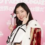 新女王の松井珠理奈「48グループを1位にしないと気が済まない」