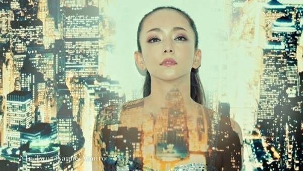 """安室奈美恵、""""自分らしさ""""を徹底追及! 最後のコーセーCM公開"""