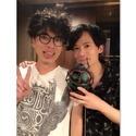 稲垣吾郎、片桐仁との2ショット公開「僕はこの人が大好きだ」