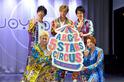 A.B.C-Z、東京ジョイポリスとコラボ! カフェメニューで「あ〜ん」