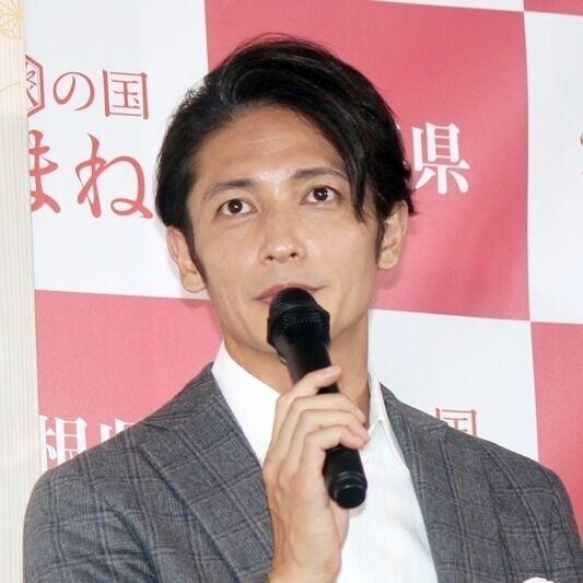 玉木宏、出雲大社でウエンツ瑛士と遭遇「彼とご縁があるのか(笑)」