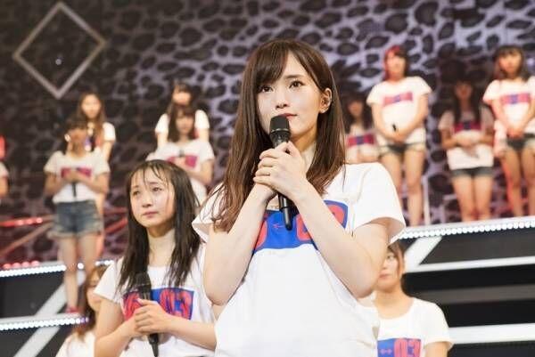 NMB48山本彩が卒業発表「私が離れたほうが起爆剤になる」