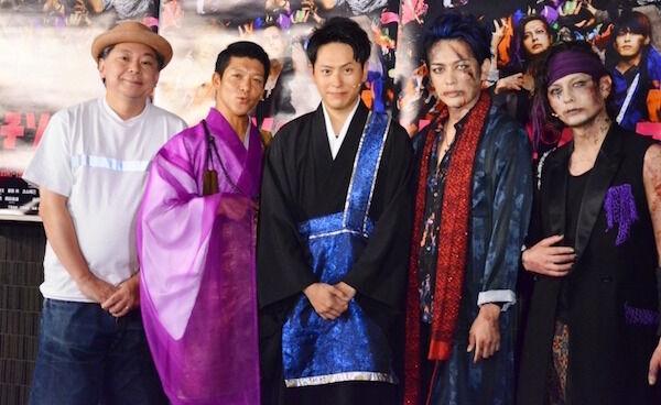 山下健二郎、初主演舞台で背負う「三代目の看板」 応援上演の試みも
