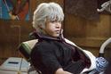 dTV版『銀魂2』、某名作風予告で「オッス! おらマダオ!」(CV:立木文彦)