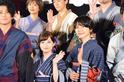 橋本環奈・長澤まさみ・夏菜、オリジナルデニム浴衣に「かわいすぎ」の声