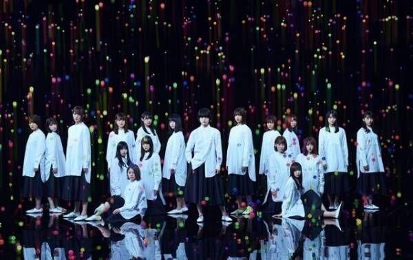 欅坂46、「アンビバレント」をテレビ初披露「お気に入りです」