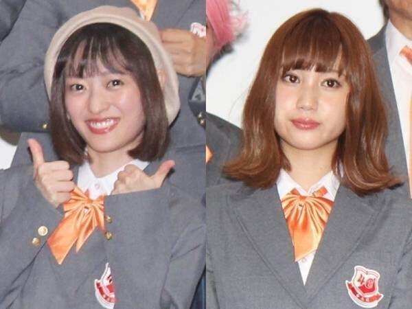 元NMB48三秋里歩&高野祐衣、吉本坂46選出!「NMBを超える勢いで頑張る」