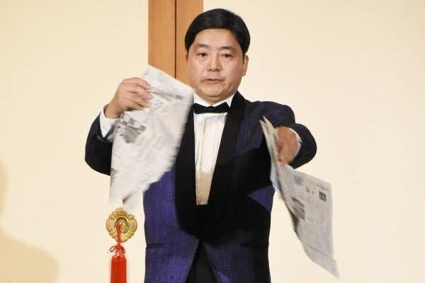 """元フジ牧原俊幸アナ、念願の""""寄席デビュー""""「楽しかったです」"""