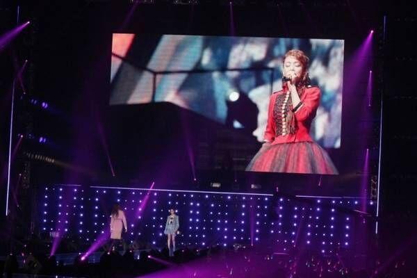 TGCで安室奈美恵ステージ! 歌声響く中で香里奈・木下優樹菜らランウェイ