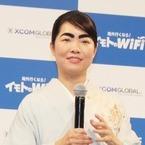 イモトアヤコ、着物姿にご満悦「大人の女性の色気が出せた」