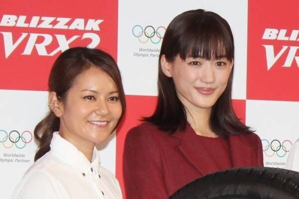 綾瀬はるかの美貌に、初対面の宮里藍うっとり「ますます大ファンに」