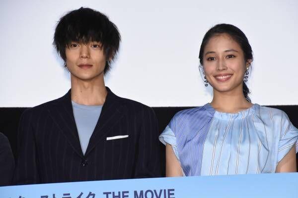 窪田正孝、初共演の広瀬アリスは「歩くパワーストーンみたい」