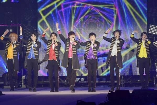 M!LK、新体制でGirlsAward出演! 7人体制での初シングルも披露