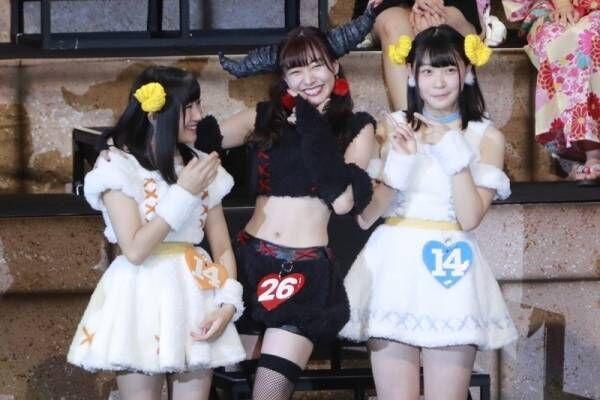 "SKE48須田亜香里、美腹筋あらわなセクシー""ひつじ""衣装で存在感"