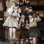 HKT48田中美久ら熊本三銃士のクマ衣装に「かわいすぎる」と会場メロメロ