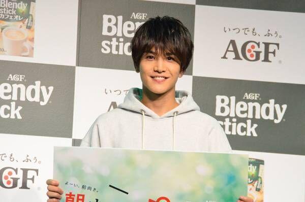 岩田剛典、新CMで歌声初披露も「ボーカルって大変」今市&登坂の反応は?