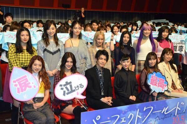 岩田剛典、杉咲花とE-girlsの縁に感心! 人生で感動したのは「三代目JSB」