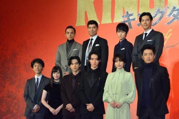 山﨑賢人、実写版『キングダム』主演! 吉沢亮・長澤まさみら豪華キャスト