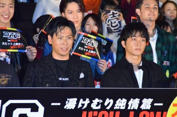山下健二郎&佐藤寛太、THE RAMPAGEから歌声称賛で「薄々気づいてた」