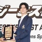 中島裕翔、平成最後のベストジーニストに喜び「平成がつくグループの私が」