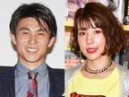 中尾明慶、息子とヒーローに扮し…妻・仲里依紗の誕生日をサプライズ祝福