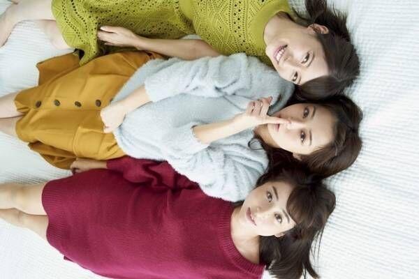 宇垣美里アナ&宇内梨沙アナ&日比麻音子アナ、素顔に迫るグラビア披露