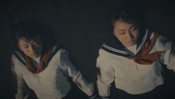 """森マリア&出口夏希、skirt「遠い春」MVで""""セーラー服""""共演"""