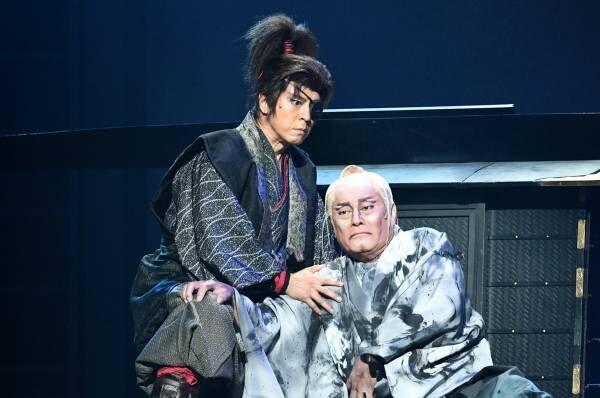 上川隆也、初共演の松平健は「懐の深さやお芝居の変幻さは想像以上!」