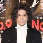 稲垣吾郎、ベートーヴェン姿を地毛と思われ「こんなボサボサじゃ」