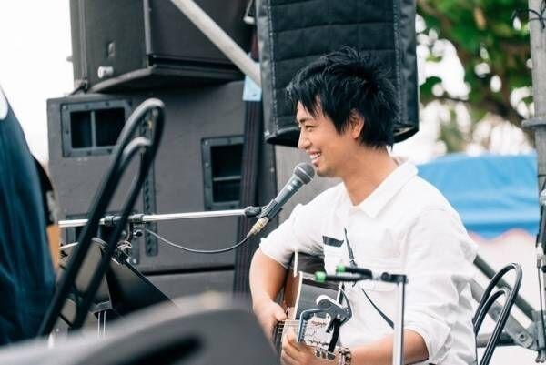 齊藤工の歌声に永野驚き! 沖縄で移動映画館「cinema bird」開催
